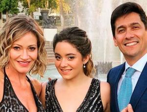 Rafael Araneda hizo lo imposible para llegar a la fiesta de graduación de su hija