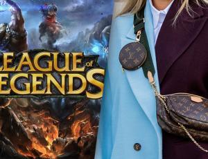 """Louis Vuitton lanza colaboración con """"League of Legends"""""""