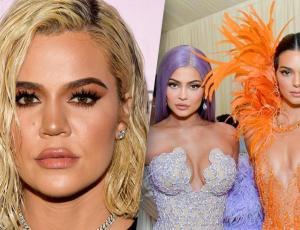 El insólito motivo que dejó fuera a Khloé Kardashian de la MET gala