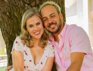 """Eliana Albasetti y Federico Koch: """"No somos una pareja perfecta"""""""