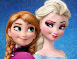El renovado aspecto de Elsa y Anna para cortometraje de Frozen