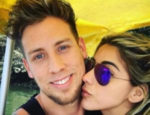Felipe Lasso reveló por qué decidió casarse a seis meses de pololeo