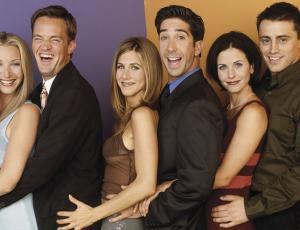 """HBO Prepara reunión con todo el elenco de """"Friends"""""""
