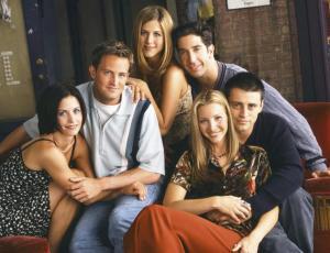 """Netflix comparte una imagen que ilusiona a los fanáticos de """"Friends"""""""