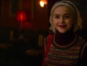 """Lanzan tráiler del especial navideño de """"El mundo oculto de Sabrina"""""""