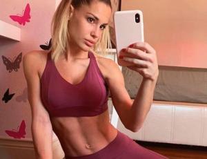Gala Caldirola alzó la voz tras ser acusada de sufrir anorexia