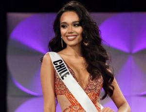 Así fue el paso de Miss Chile Geraldine González por Miss Universo