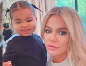 Khloé Kardashian deja entrever que tendrá su propio reality show junto a su hija True