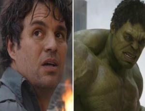 Mark Ruffalo revela lo ridículo que se ve Hulk sin los efectos especiales y se hace viral