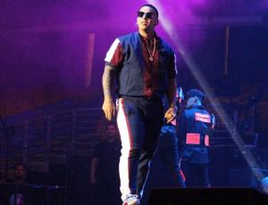 Daddy Yankee hizo perrear a un Movistar Arena repleto