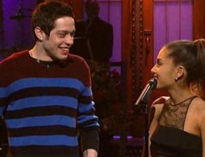 Así Ariana Grande inmortalizó su amor por Pete Davidson