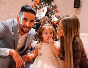 """""""Huaso"""" Isla se luce bailando Axé junto a su hija Luz Elif"""