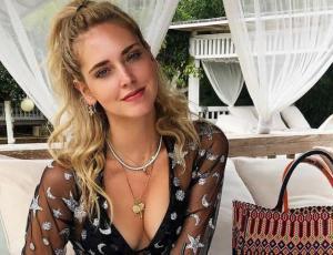 El sensual topless de la influencer Chiara Ferragni que enciende Instagram
