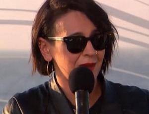 Jani Dueñas defiende rutina feminista