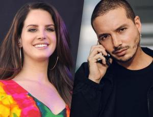 ¿J Balvin y Lana del Rey están preparando una colaboración?