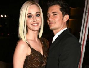 """Katy Perry postea por """"error"""" fogoso comentario a Orlando Bloom en Instagram"""