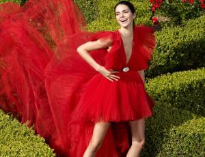 Kendall Jenner muestra sus dotes como actriz en esperado fashion film
