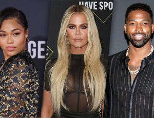 Khloé Kardashian perdonó a Tristan Thompson y a Jordyn Woods