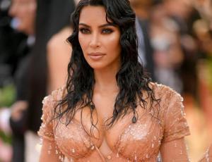 El espectacular segundo vestido de Kim Kardashian en la MET Gala