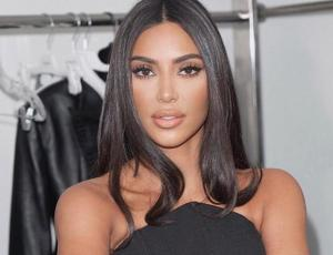 "Kim Kardashian se una a los ""woodlights"" la tintura del momento"
