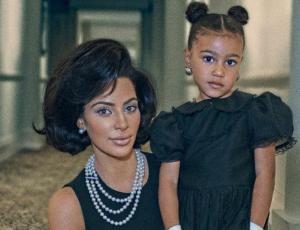 North West protagoniza su primera portada de revista
