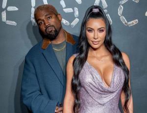 Kim Kardashian se convierte en madre por cuarta vez