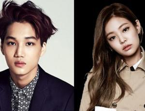 Confirman quiebre amoroso entre idols del K-Pop Jennie y Kai