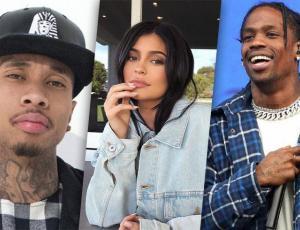 Expareja de Kylie Jenner le solicita prueba de ADN tras nacimiento de bebé