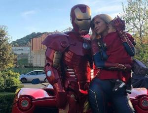 ¡La envidia de todos! Kylie Jenner organiza increíble fiesta de cumpleaños temática de Avengers