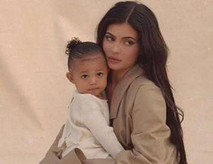 Kylie Jenner publica sentido mensaje tras hospitalización de su hija Stormi