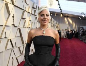 El look de Lady Gaga en la noche de los Oscar