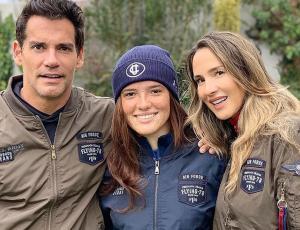 Hija de Cristián de la Fuente y Angélica Castro debutó como actriz