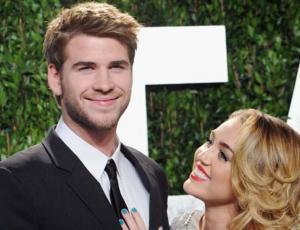 El tierno gesto de Liam Hemsworth que hizo sonrojar a Miley Cyrus