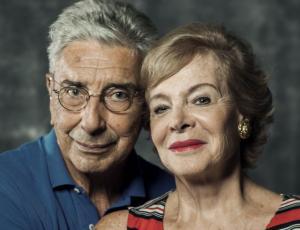 """Liliana Ross y Raoul Pinno: """"Amor después del amor"""""""