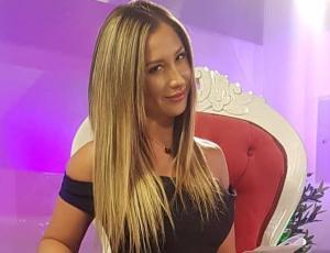 Nicole Moreno estaría saliendo con conductor de televisión