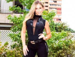 Nicole Moreno presume su abdomen de acero en Instagram