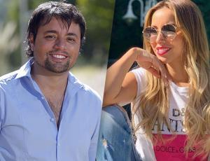 ¡No esconden su amor! Marité Matus y Daniel Valenzuela suben su primera foto juntos