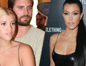 Así Kourtney Kardashian y Sofia Richie hicieron las paces