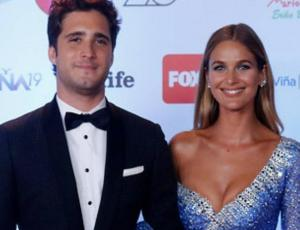 Mayte Rodríguez y Diego Boneta fueron paparazeados en las playas de Río