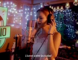 Mayte Rodríguez muestra su faceta musical en campaña publicitaria