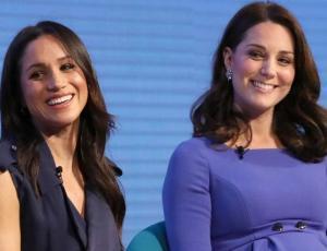 Meghan Markle y Kate Middleton compiten con el look