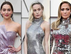 Ellas son las mejores vestidas de la alfombra roja de los Oscar