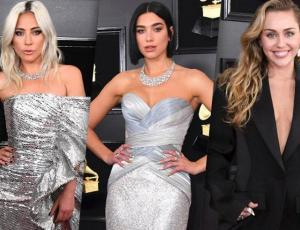 Las mejor vestidas de los Grammy Awards 2019