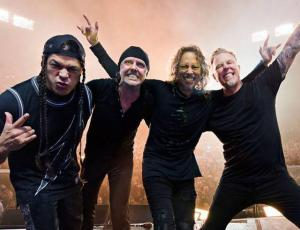 "Metallica vuelve a Chile con su ""WorldWired Tour"""