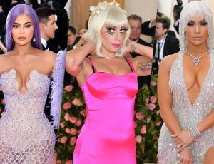 Repasa todos los looks de las grandes celebridades en la MET Gala 2019