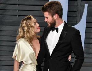 Las románticas fotos que confirman el matrimonio de Miley Cyrus y Liam Hemsworth