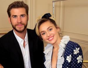 La romántica dedicatoria de Miley Cyrus a Liam Hemsworth en su cumpleaños