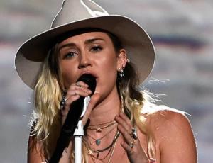 Miley Cyrus dio a conocer que perdió su mansión por los incendios en California