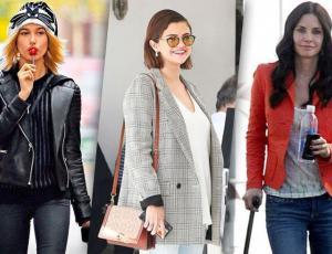 Estas celebridades sacaron nota 7 con su look esta semana