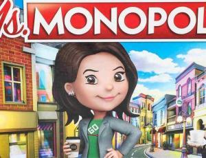 Lanzan nuevo Monopoly en el que las mujeres ganan más que los hombres